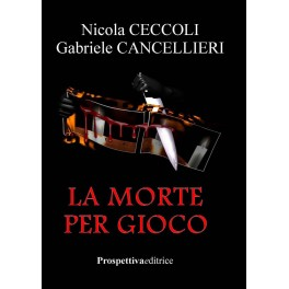 La morte per gioco cover